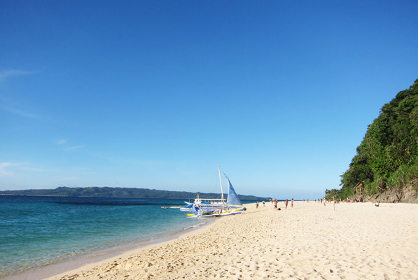 In The Philippines Summer Officially Begins March Which Also Marks Tourists Favorite Time To Hit Beach Boracay Island S White Has Long Been